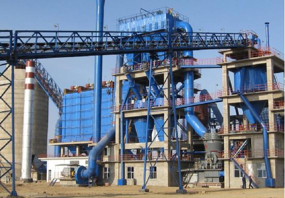 许昌市鄢陵水泥厂建设项目
